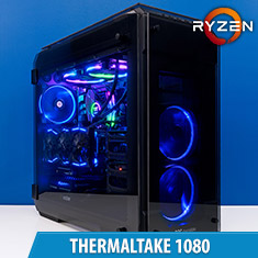 PCCG Thermaltake 1080 Gaming System