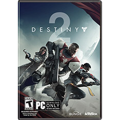 Destiny 2 for PC Standard Edition