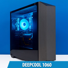 PCCG Deepcool 1060 Gaming System