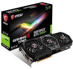 MSI GeForce GTX 1080 Ti Gaming X Trio 11GB [EX-DEMO]