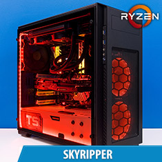 PCCG Skyripper Gaming System