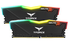 Team T-Force Delta RGB 3000MHz 16GB (2x8GB) DDR4 Black