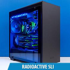 PCCG Radioactive SLI Gaming System
