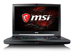 MSI GT75VR Titan Pro 17.3in i7 Gaming Laptop [7RF-057AU]
