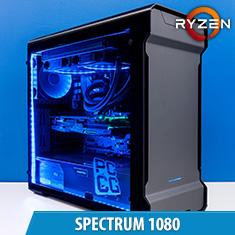 PCCG PAX Spectrum 1080 Ti Gaming System