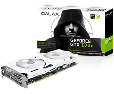 Galax GeForce GTX 1070 Ti EX Sniper White 8GB