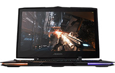 Gigabyte AORUS X9 17.3in UHD Gaming Notebook [1070SLI-702S]