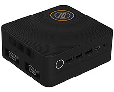 BreezeLite SN4 Plus Mini PC with Windows 10 Pro