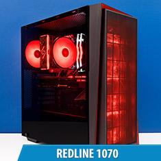 PCCG Redline 1070 Gaming System