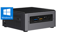 Intel NUC 7 Home Core i5 Mini PC with Windows 10