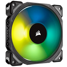 Corsair ML120 PRO RGB 120mm Mag Lev PWM Fan