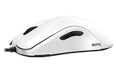 Zowie FK1+ Gaming Mouse White