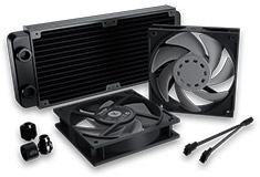 EK Fluid Gaming 240 Expansion Pack