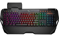 G.Skill Ripjaws KM780 RGB Mechanical Keyboard Cherry Blue