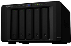 Synology DiskStation DS1515+ 5 Bay Scalable NAS