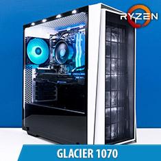 PCCG Glacier 1070 Gaming System