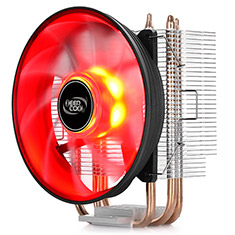 Deepcool Gammaxx 300 CPU Cooler Red LED
