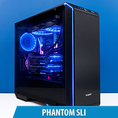 PCCG Phantom SLI Gaming System