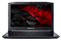 Acer Predator Helios 300 15.6in Gaming Notebook - Open Box