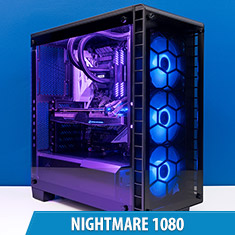 PCCG Nightmare 1080 Gaming System