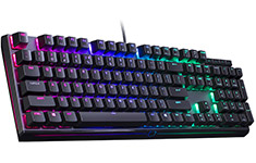 Cooler Master Masterkeys MK750 RGB Mech Keyboard Cherry Blue