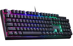 Cooler Master Masterkeys MK750 RGB Mech Keyboard Cherry Blue