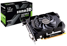 Inno3D GeForce GTX 1050 Compact 2GB