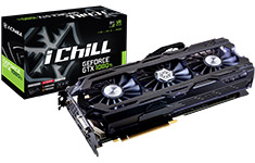 Inno3D iChill GeForce GTX 1080 Ti X4 Ultra 11GB
