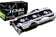 Inno3D iChill GeForce GTX 1080 X4 8GB