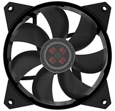 Cooler Master MasterFan MF120L 120mm Fan