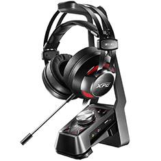 ADATA EMIX H30 Gaming Headset & SOLOX F30 Amp