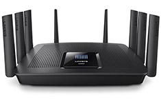 Linksys EA9500 AC5400 MU-MIMO Gigabit Wi-Fi Router