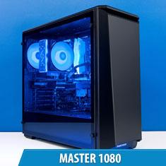PCCG Master 1080 Gaming System