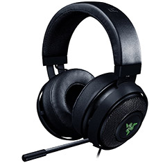 Razer Kraken 7.1 V2 Digital Gaming Headset Oval Ear Cushion