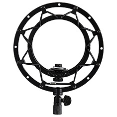 Blue Microphones Ringer Suspension Mount - Black
