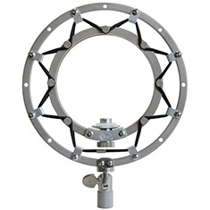 Blue Microphones Ringer Suspension Mount - Silver