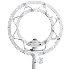 Blue Microphones Ringer Suspension Mount - White