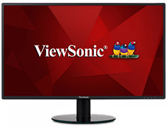 ViewSonic VA2719-2K QHD IPS 27in Monitor