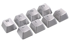 Cougar Metal Mechanical Keyboard Keycaps