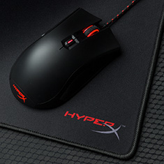HyperX Pulsefire Gaming Mouse & Pad Bundle