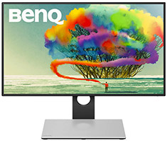 BenQ PD2710QC QHD Designer IPS 27in Monitor