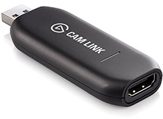 Elgato Cam Link USB HDMI Capture