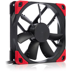 Noctua 120mm NF-S12A PWM Chromax Black Swap 1200RPM Fan