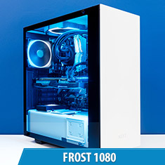 PCCG Frost 1080 Gaming System