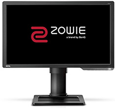 BenQ Zowie XL2411P FHD 144Hz 24in Gaming Monitor