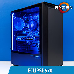 PCCG Eclipse 570 Gaming System