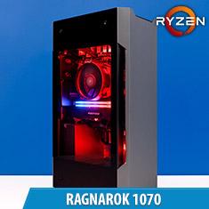 PCCG Ragnarok 1070 Gaming System