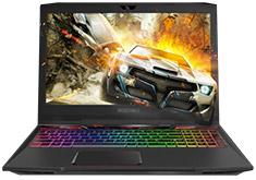 Resistance VR Striker Core i7 15.6in 4K Gaming Notebook