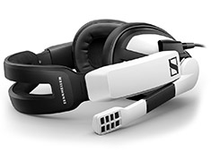 Sennheiser GSP 301 Gaming Headset - White