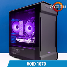PCCG Void 1070 Gaming System